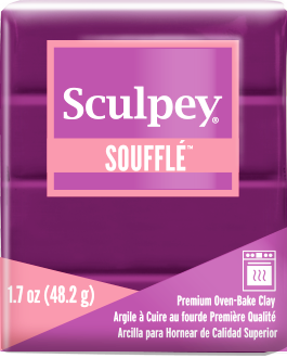 Sculpey Souffle Turnip, 1.7 ounce SU 6515 - Creative Wholesale