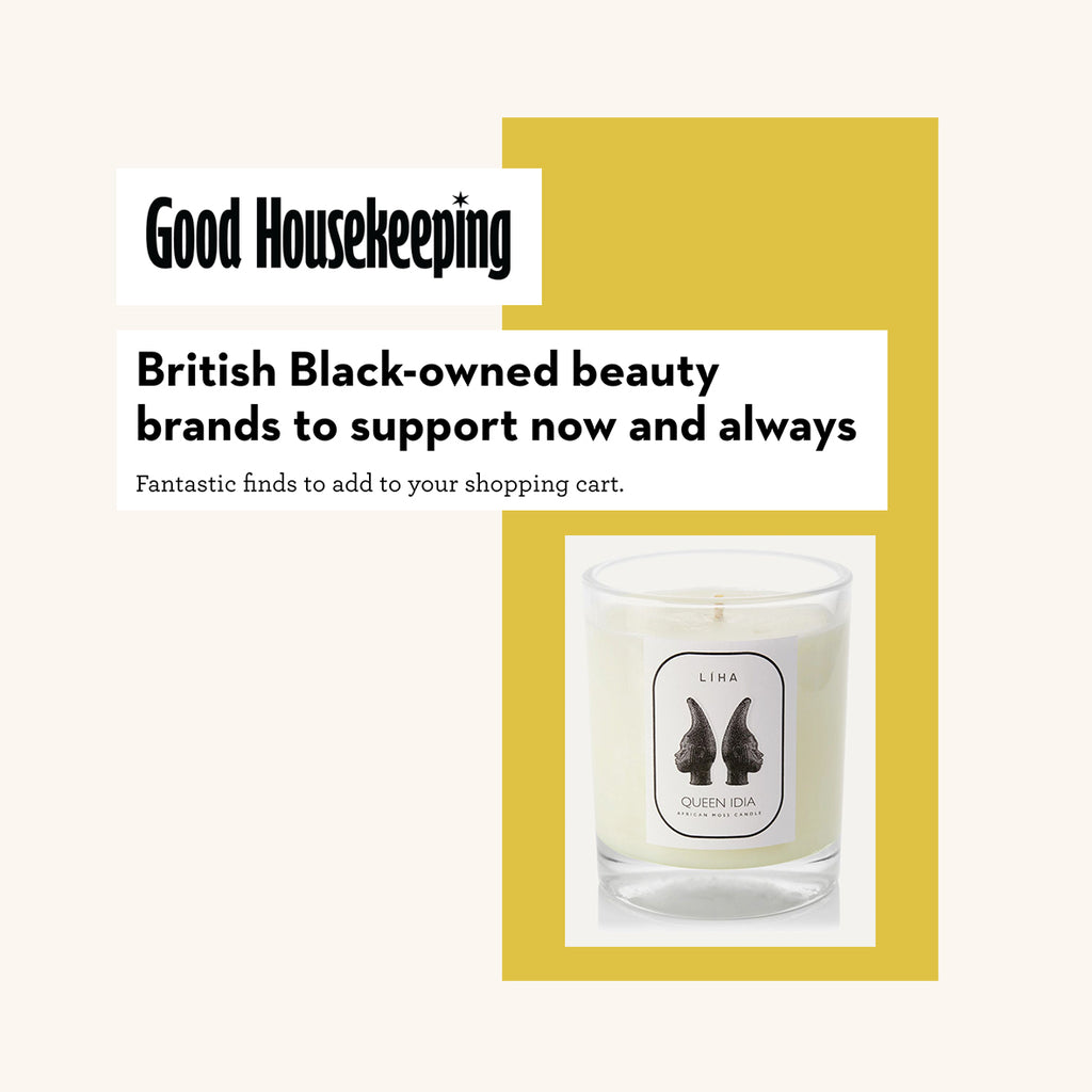 GOOD HOUSE KEEPING: British Black-owned beauty brands to support now and always