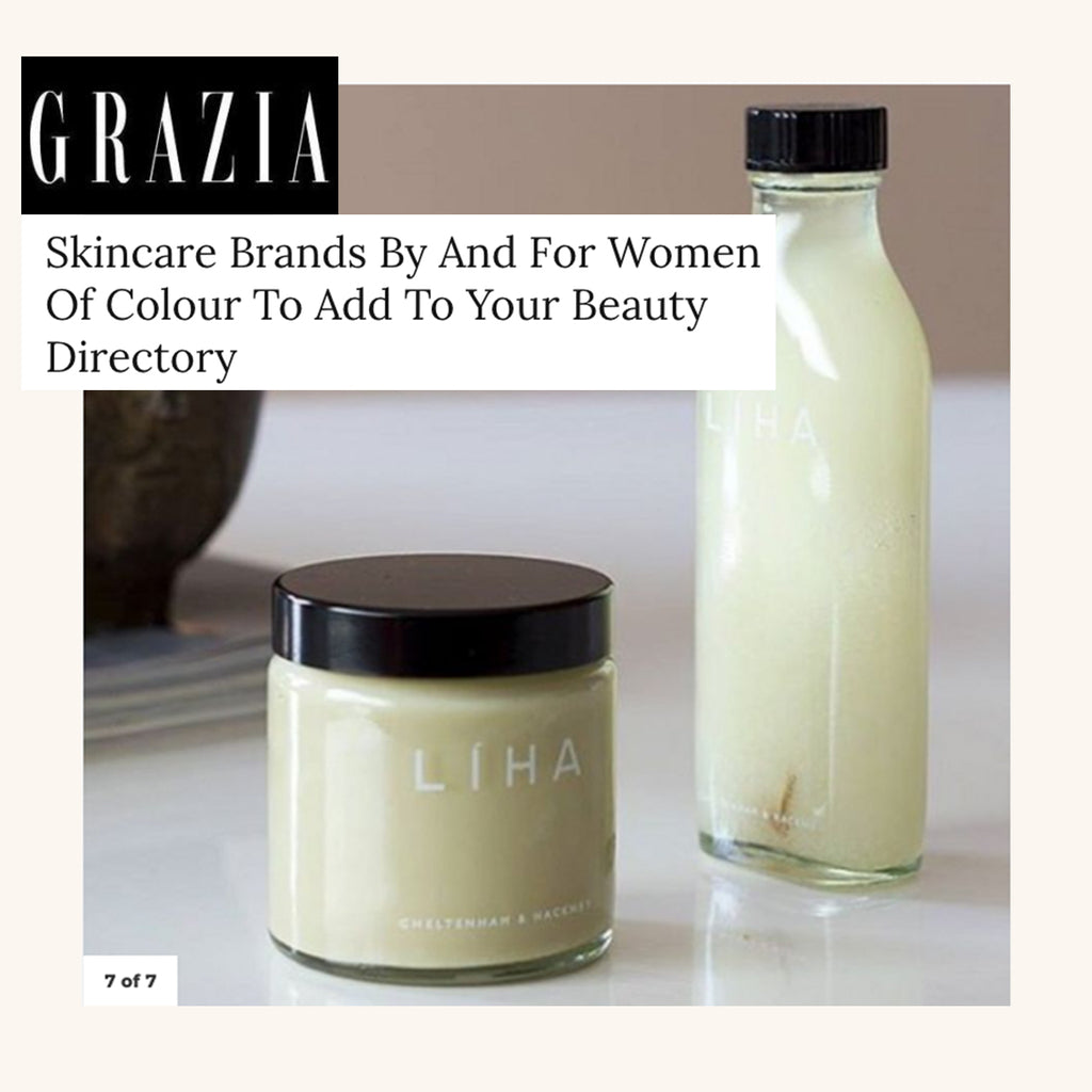 GRAZIA: Skincare Brands By And For Women Of Colour To Add To Your Beauty Directory