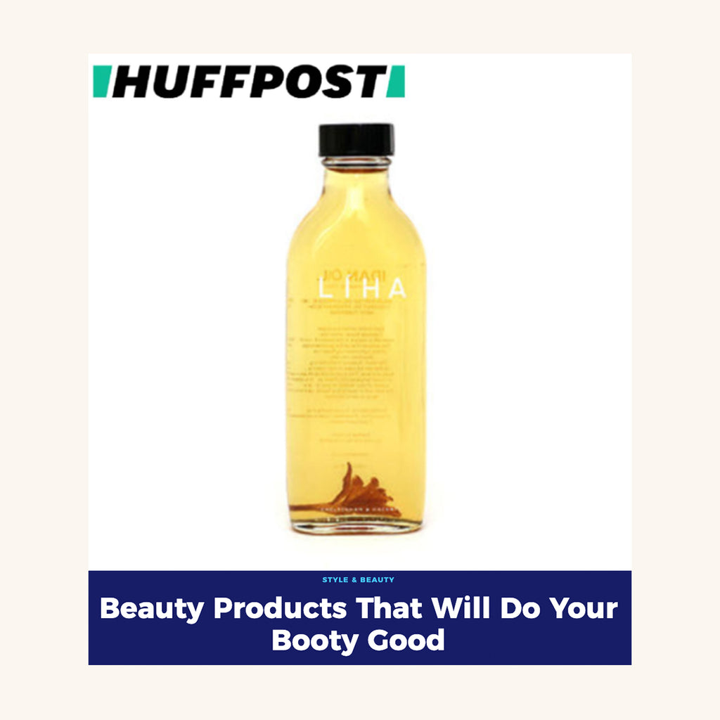 HUFFPOST: Beauty Products That Will Do Your Booty Good