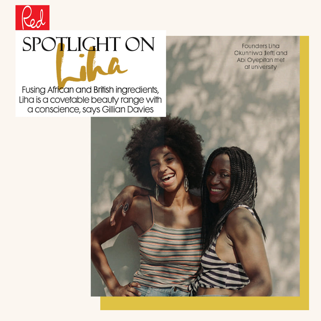 RED: Spotlight Liha Beauty
