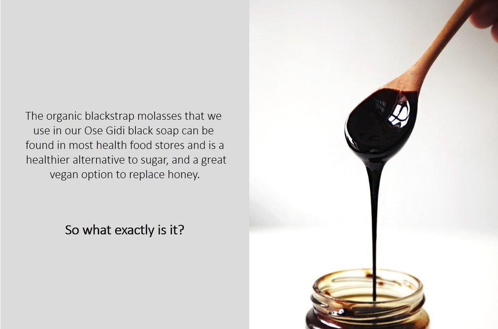 Blackstrap Molasses... Amazing Skin-care Benefits