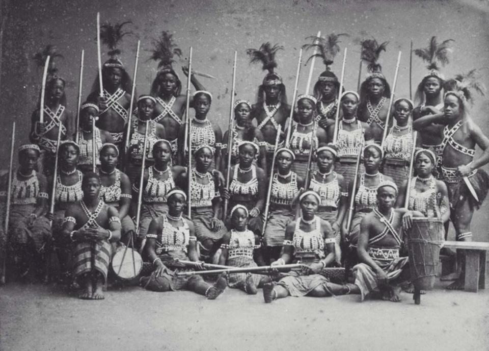 The History of the Dahomey Amazons