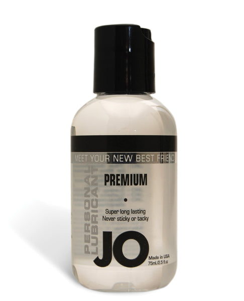 System JO Personal Silicone Lubricant - 2.5 oz