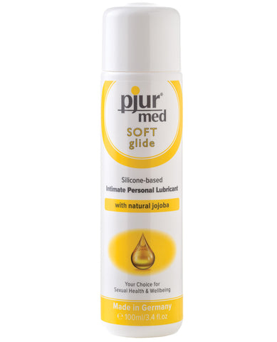 Pjur Med Soft - 100ml Bottle