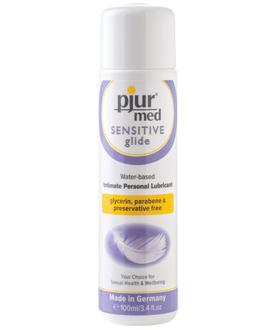 Pjur Med Sensitive - 100ml Bottle