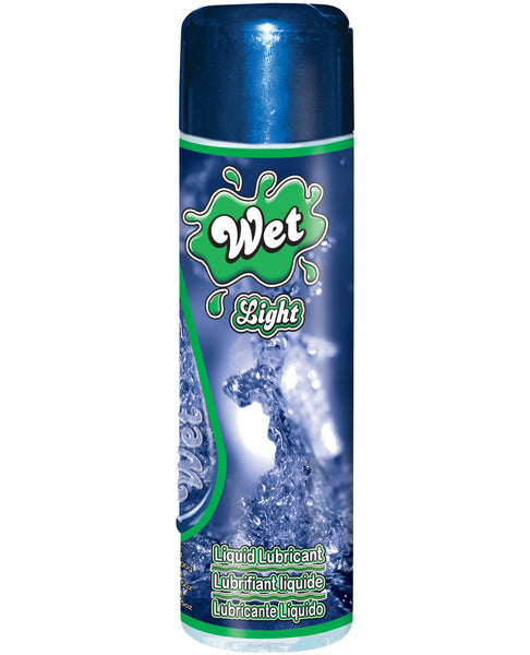 Wet Light Liquid Water Based Personal Lubricant - 3.6 oz Bottle