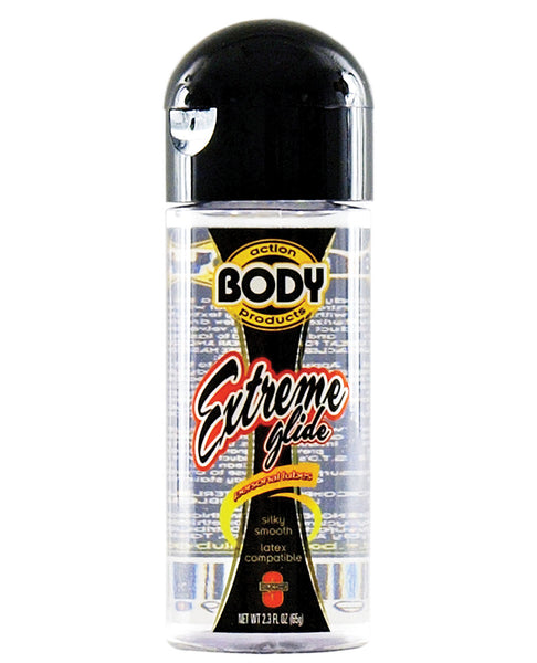 Body Action Xtreme Silicone - 2.3 oz Bottle
