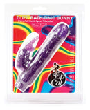 Bath Time Bunny - Purple