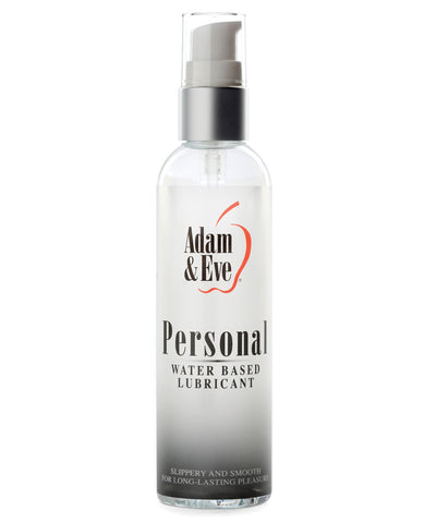 Adam & Eve Personal Water Based Lube - 4oz, Lubricants,- www.gspotzone.com