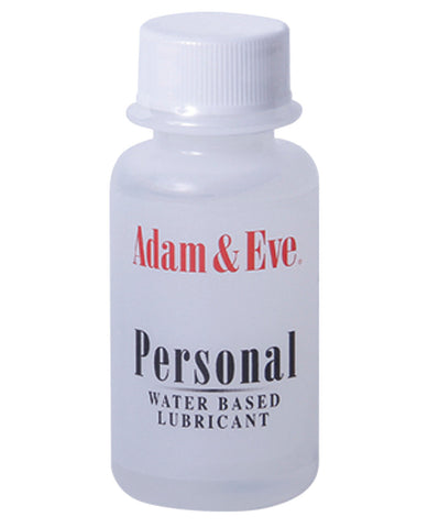 Adam & Eve Personal Water Based Lube - 1oz, Lubricants,- www.gspotzone.com