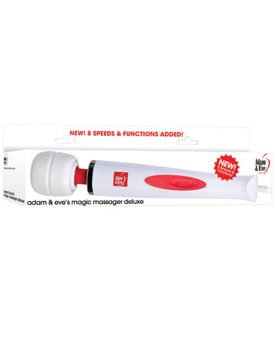 Adam & Eve Magic Massager Deluxe Wand, Massage Products,- www.gspotzone.com