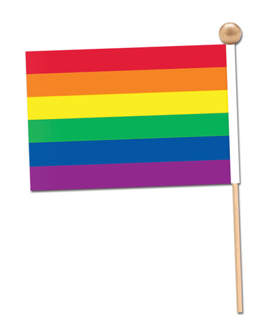 Pride Fabric Flag - Rainbow