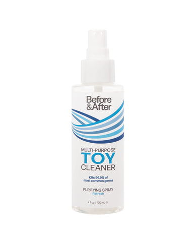 Before & After Spray Toy Cleaner - 4.4 oz
