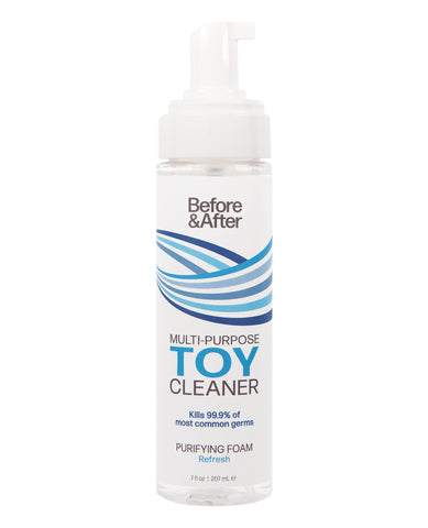 Before & After Foaming Toy Cleaner - 7 oz