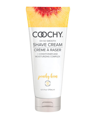 COOCHY Shave Cream - 12.5 oz Peachy Keen