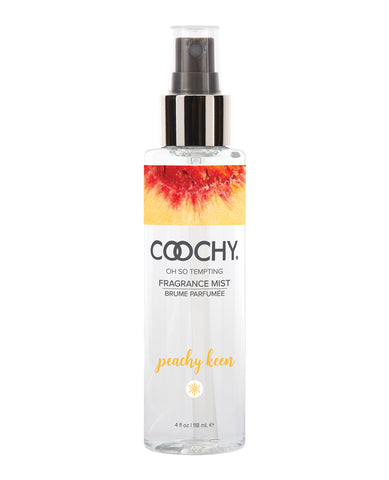 COOCHY Fragrance Mist - 4 oz Peachy Keen