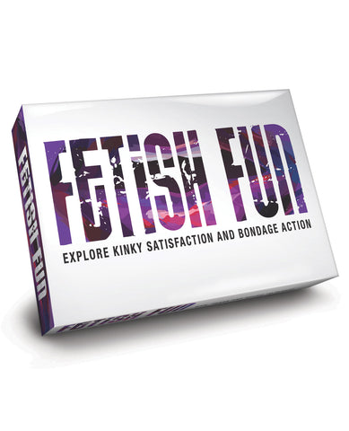 Fetish Fun - Explore Kinky Satisfaction & Bondage Action