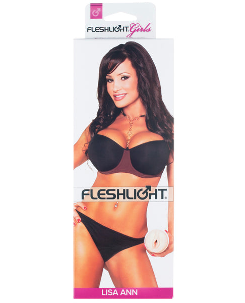 Fleshlight Girls Lisa Ann - Lotus