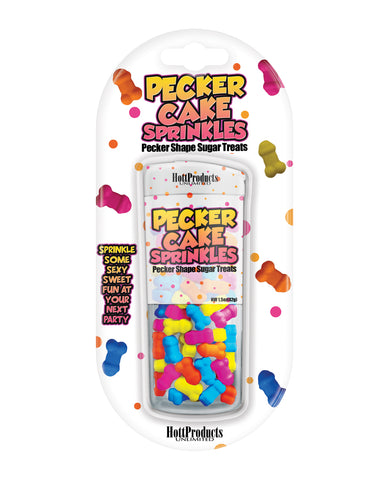 Pecker Cake Sprinkles Party Candy