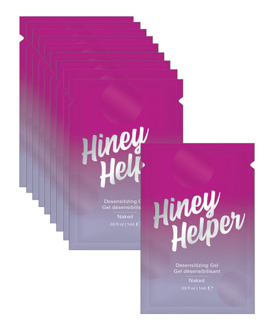 Hiney Helper Foil - 1 ml Pack of 24