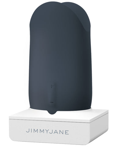 Jimmyjane Form 5 Waterproof USB Rechargeable Vibrator - Slate