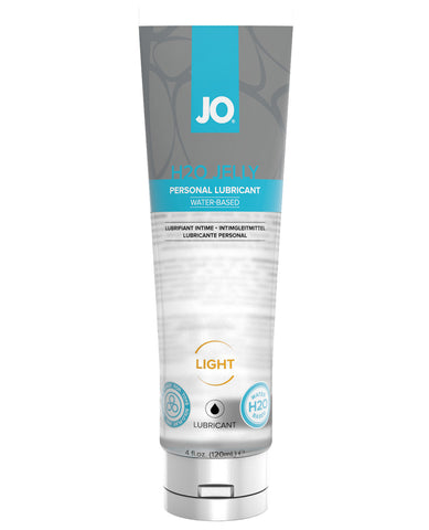 JO H2O Light Jelly - 4 oz