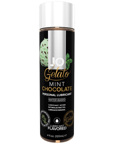 JO Gelato - Mint Chocolate 4 oz