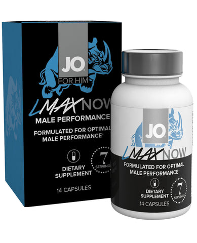 JO LMAX Now for Men - 1 Capsule Bottle of 7