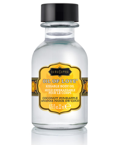 Kama Sutra Oil of Love - .75 oz Coconut Pineapple
