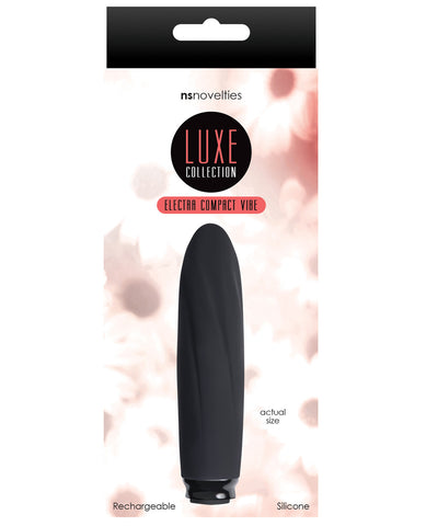 Luxe Electra Compact Vibe - Black