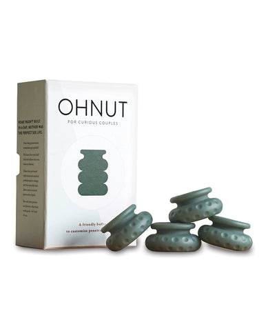 OHNUNT Intimate Wearable Bumper - Aloe Set of 4