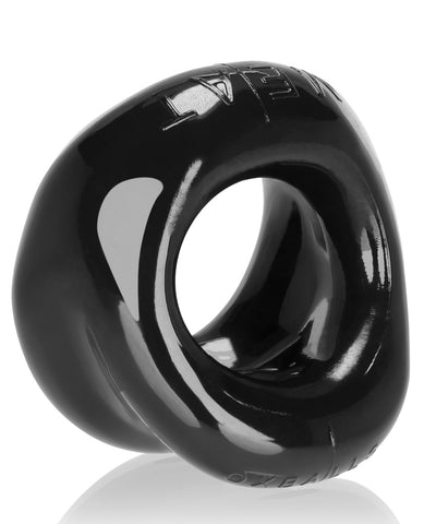 Oxballs Meat Padded Cock Ring - Black