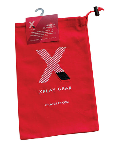 "Xplay Gear Ultra Soft Gear Bag 8"" x 13"" - Cotton"