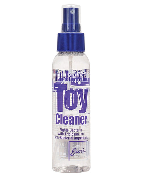 Anti-Bacterial Toy Cleaner - 4.3 oz, Toy Cleaners,- www.gspotzone.com