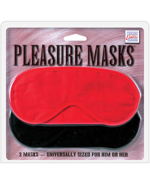 Pleasure Masks - Pack of 2