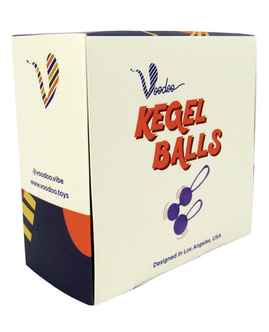 Voodoo Kegel Balls  - Pack of 2