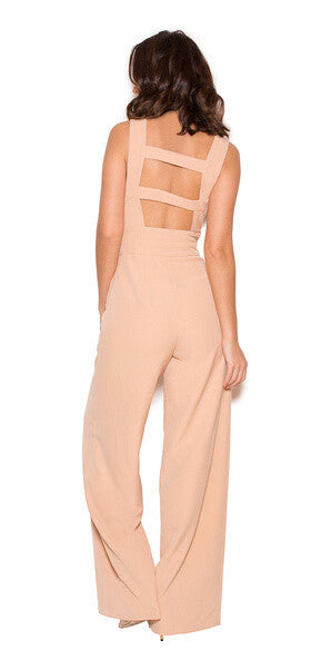 The Madison Jumpsuit - Miss Red Carpet