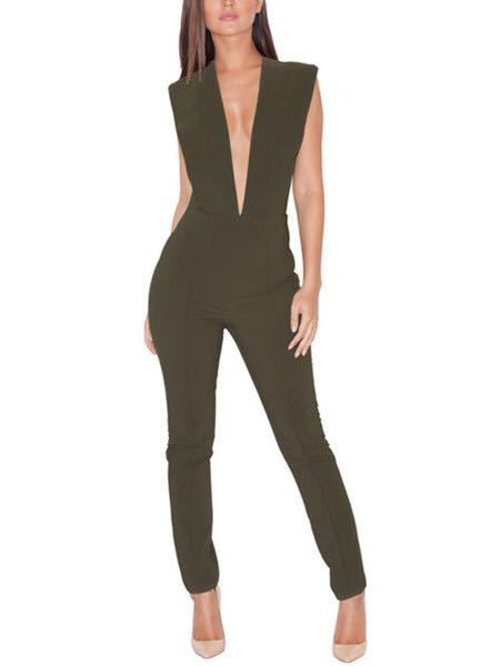 The Rodeo Drive Jumpsuit - Miss Red Carpet