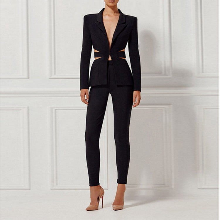 The Bailey Suit - Miss Red Carpet