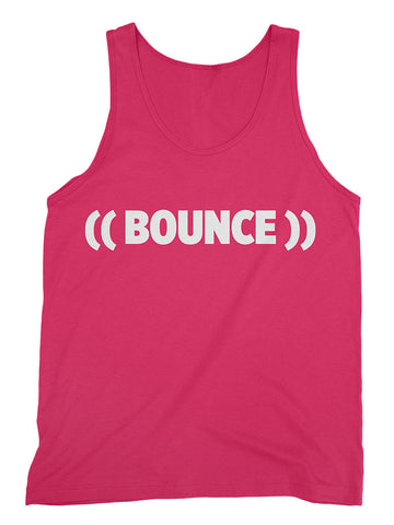 ((BOUNCE)) Sports Vest | Pink / White