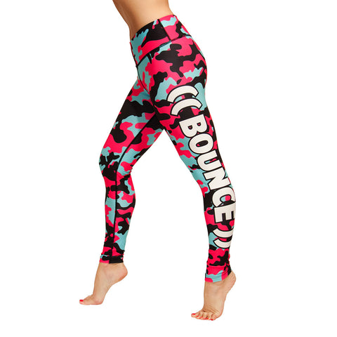 ((BOUNCE)) Luxe: Camo Leggings