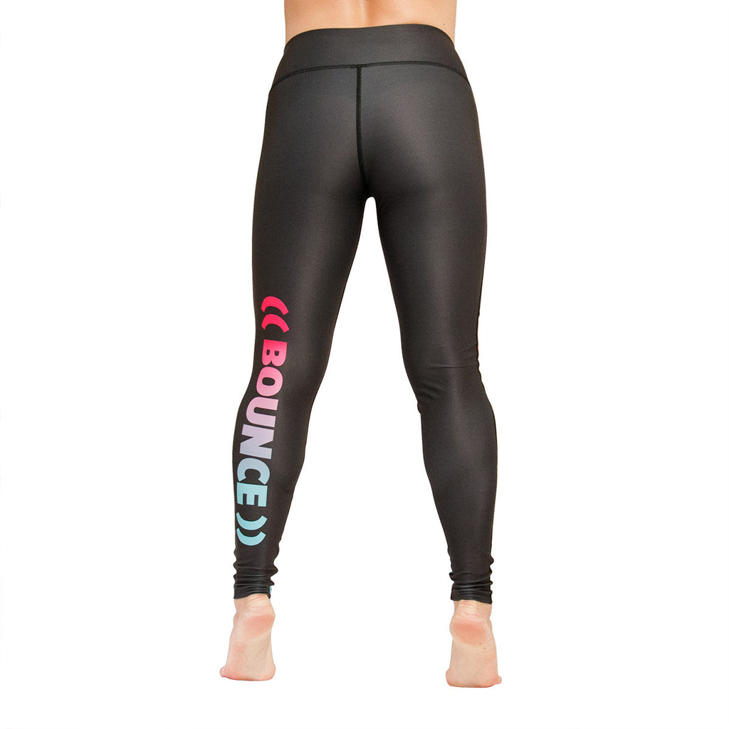 ((BOUNCE)) Luxe: Mesh Leggings