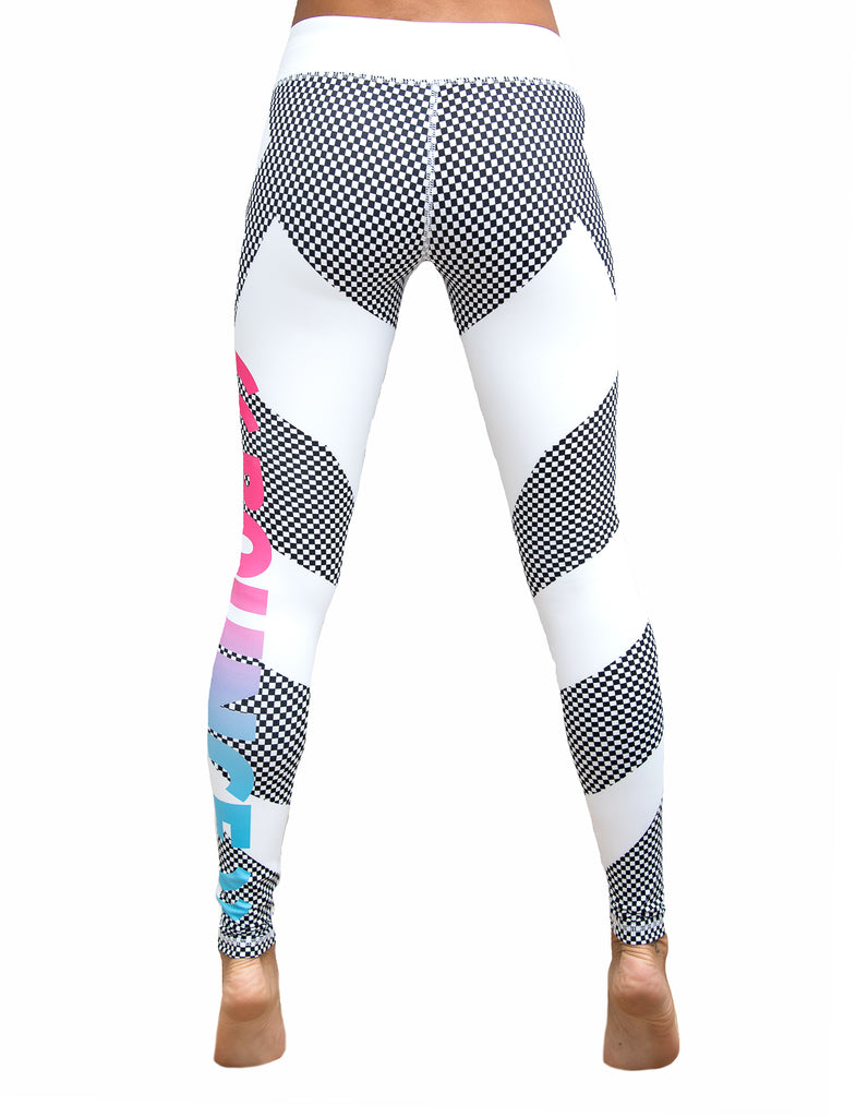 *NEW* ((BOUNCE)) Chequered Leggings