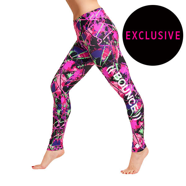 Fireworks Leggings Exclusive