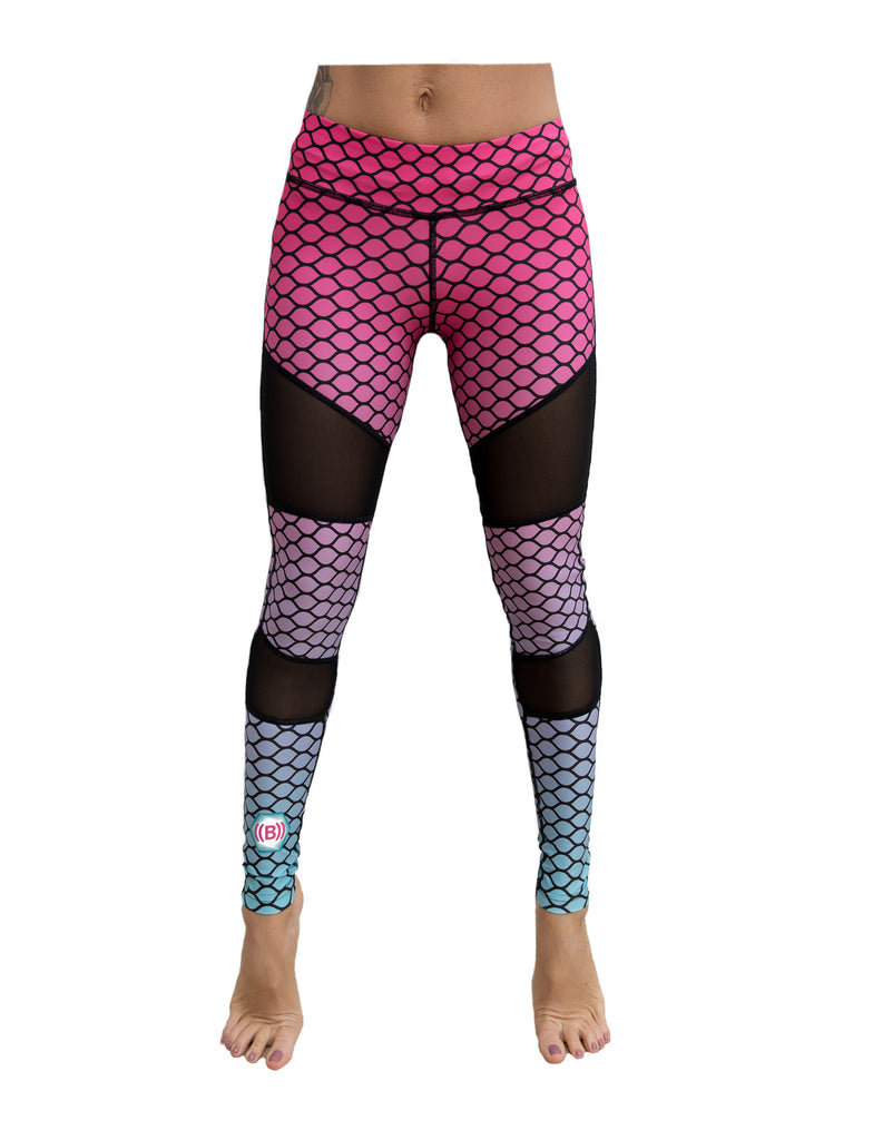 ((BOUNCE)) Mermaid Leggings