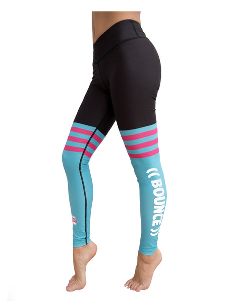 8fa67fa012a ((BOUNCE)) Aqua Sock Leggings