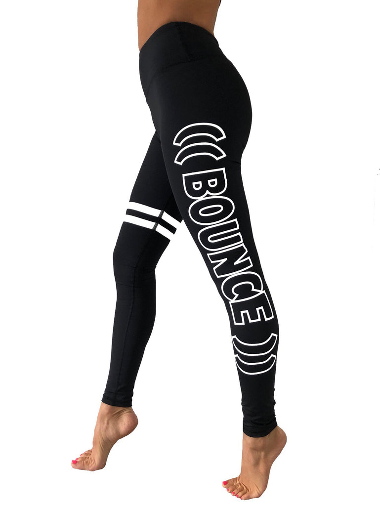 *NEW* ((BOUNCE)) 2Stripe Leggings