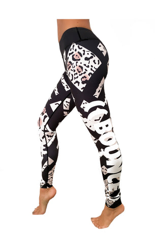 ((BOUNCE))  Wildside Leggings