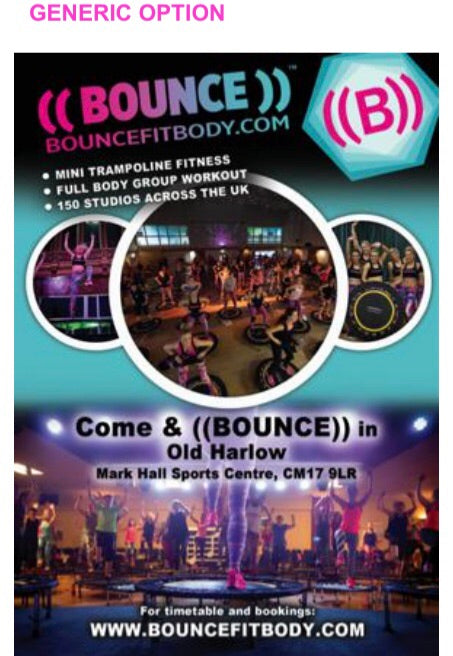 ((BOUNCE)) Flyer Option 2
